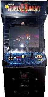 Arcade Games - Mortal Kombat 2 Arcade Game (1993)