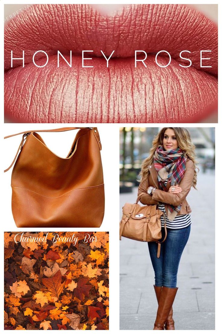 Honey Rose LipSense- back in stock! Gorgeous warm pink lipstick. Lasts all day! Perfect with current fall fashion trends and fall outfits. Shop at Charmed Beauty Bar