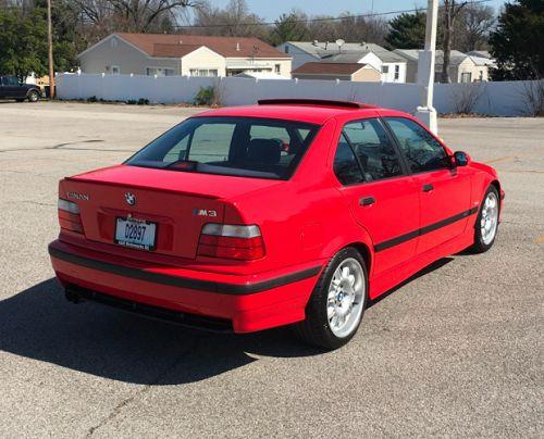 Motori: #BaT #Auction: #1997 BMW M3 Sedan 5-Speed (link: http://ift.tt/2nikw1M )
