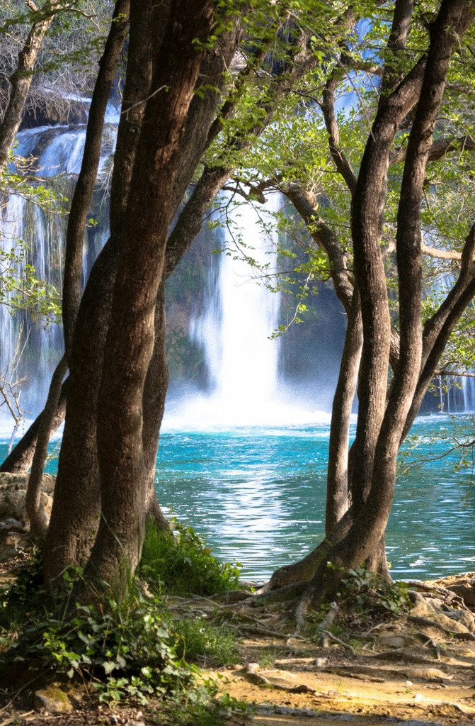 Krka National Park, near Split, Croatia
