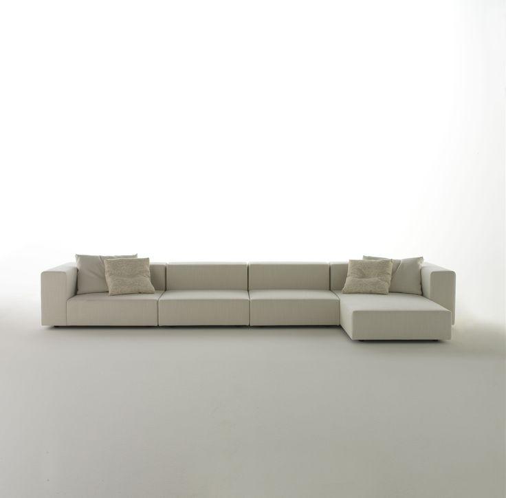 sofá LIVING DIVANI Modelo NEO WALL  ESTUDIO VERDI, S.L ...