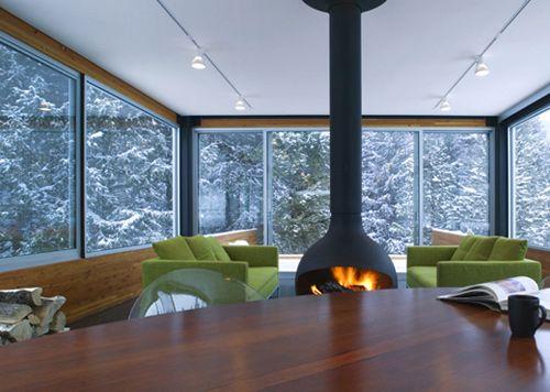 Colorado mountain home :))