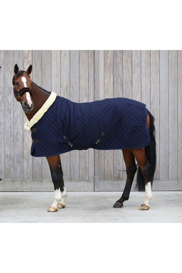 Show Rug Navy Equestrian Fashionista Horse Rugs