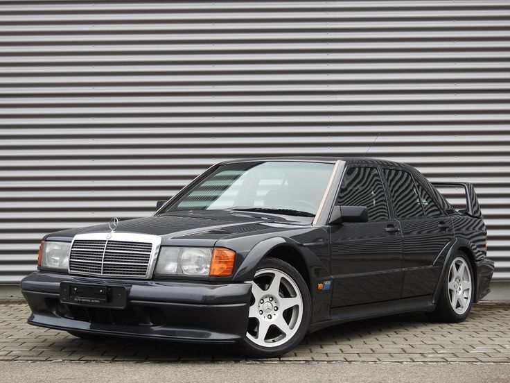 1991 Mercedes-Benz 190 E - 2.5-16 Evo II | Classic Driver Market