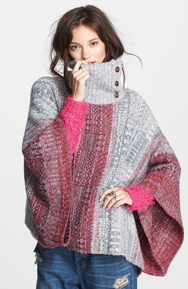 Willow' Poncho from nordstrom