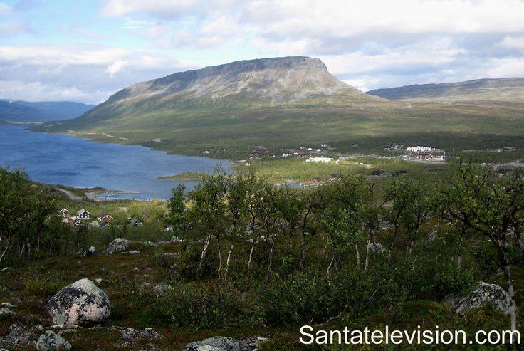 Saana, La montagna più alta della Finlandia nella Lapponia settentrionale