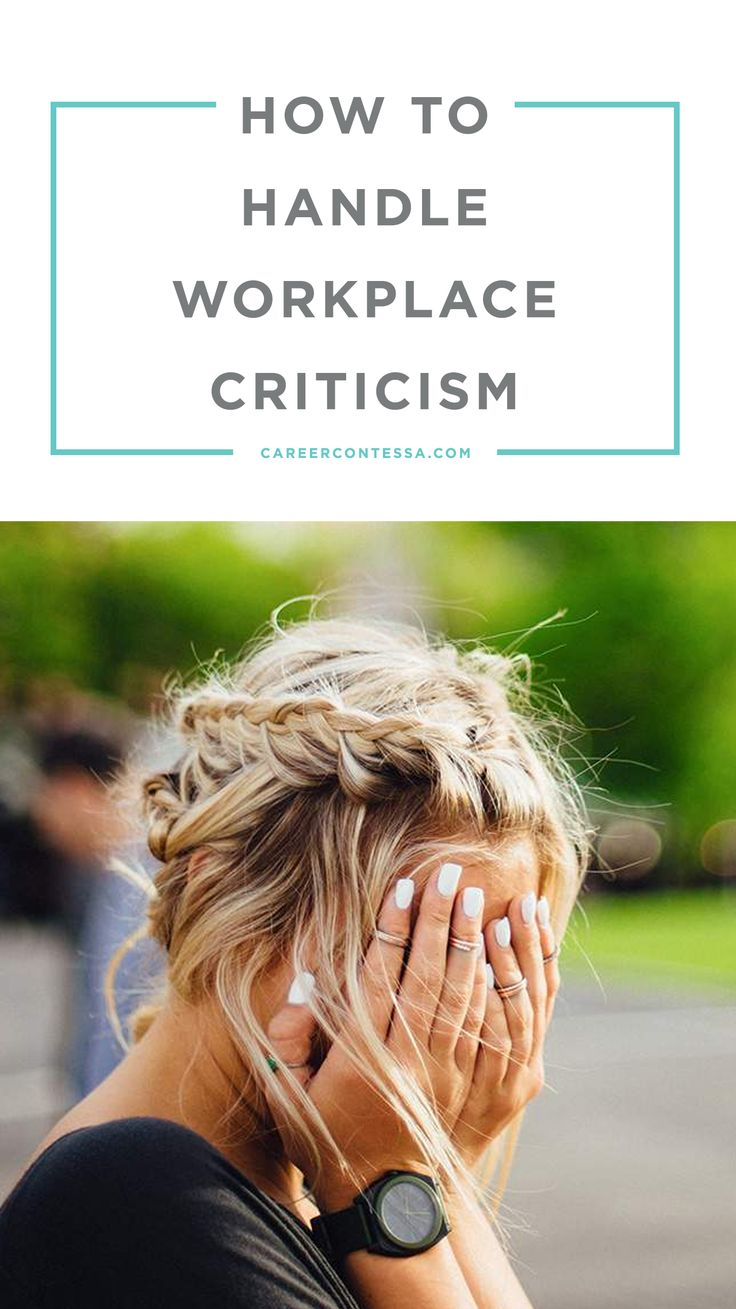 If you take criticism effectively (read: not personally or emotionally) and reflect on it, you can definitely improve the overall quality of your work. Click for six strategies to best handle constructive criticism at work. | CareerContessa.com
