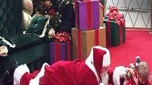 Special Santas Work With Autistic Children