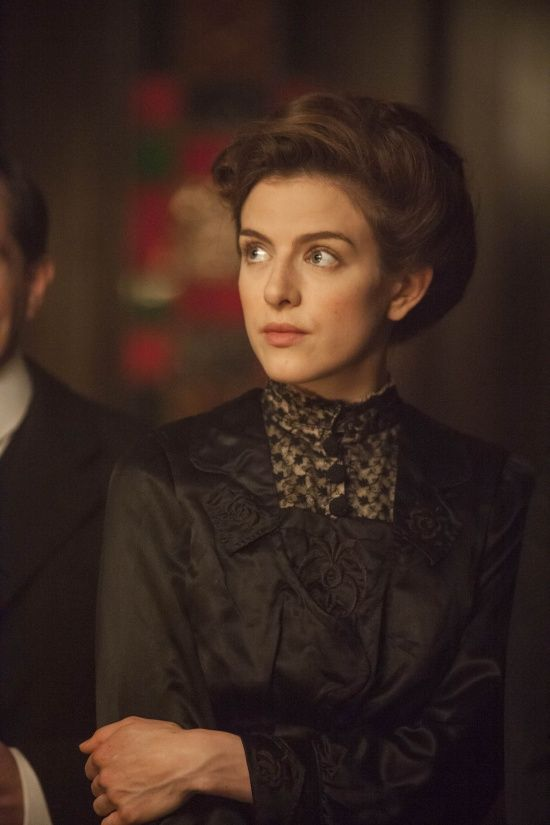Great talent, a vivid imagination, and a  keen intellect shine an illuminating light upon the statis quo, when a 'shop girl' emerges as a merchandising visionary and enchants Mr.Selfridge