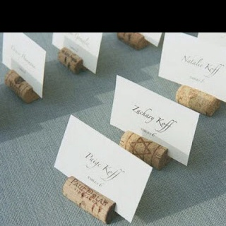 Love this!  I can collect (and ross I'm sure) umpteen corks!