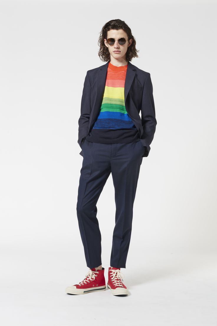 PS by Paul Smith Spring/Summer '17 Men's Collection