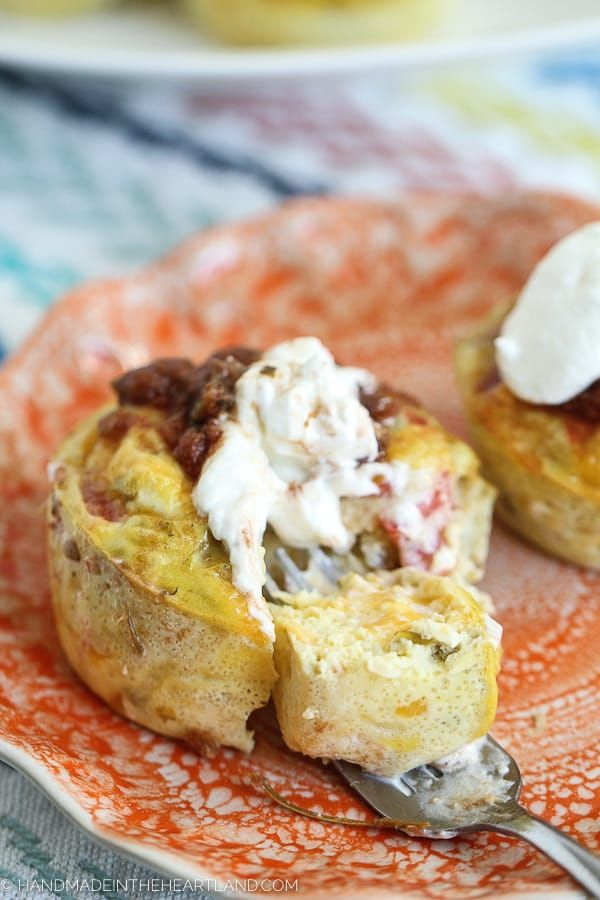 This easy recipe for chiles rellanos egg cups can be made ahead and heated up throughout the week, the added latin flavors make them a delicious and healthy breakfast! I've been making this egg recipe for years and when I realized a few months ago it wasn't on the blog it got moved to the …