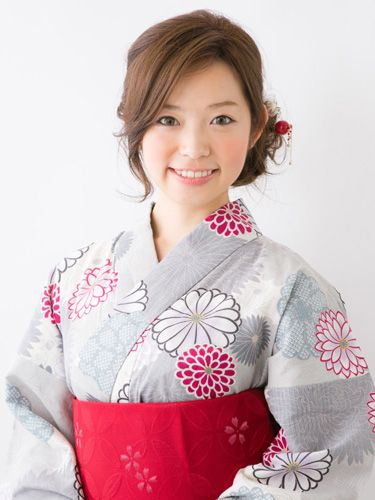 Yukata Hair Arrangement | All About MICO [ミーコ]