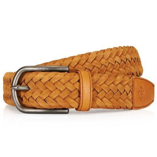 Tod's for Ferrari - Suede Belt #ferrari #ferraristore #tods #accessories #belt #suede #madeinitaly #prancinghorse #cavallinorampante #myferraristore #musthave #ss2014 #springsummer