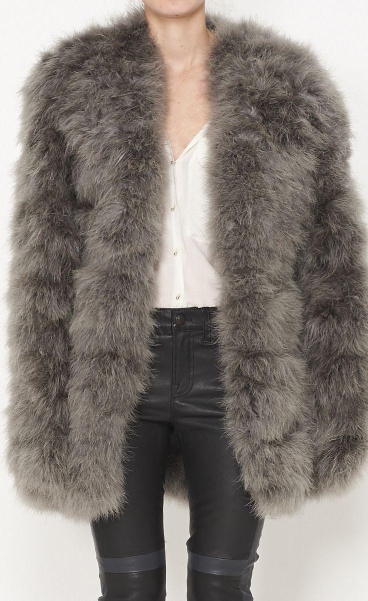 Fuzzy Warm // Gucci // Grey