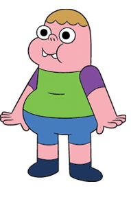 Clarence | TV Shows | Characters | Cartoon Network (Canada)