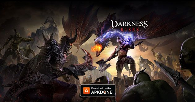 Darkness Rises Mod Apk 1 39 0 Download God Mode For Android