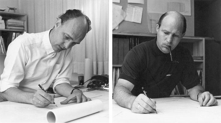 Preben Fabricius and Jørgen Kastholm