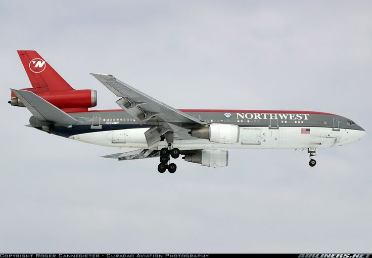 McDonnell Douglas DC-10-30 - Northwest Airlines | Aviation Photo #2220162 | Airliners.net