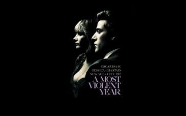 A Most Violent Year Movie Poster Wallpaper
