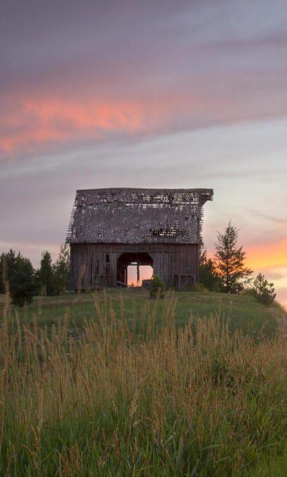 See Through Barn