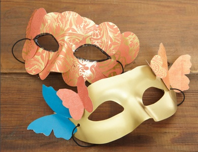 Plain Masks To Decorate 27 Best Masquerade Party Ideas Images On Pinterest  Carnivals