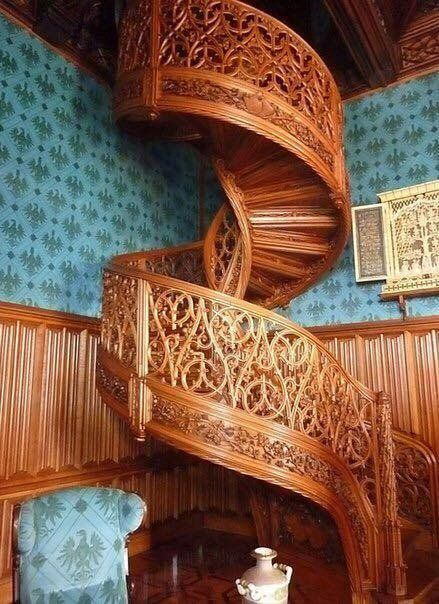 Best Embedded Staircase Spiral Staircase Stairways 400 x 300