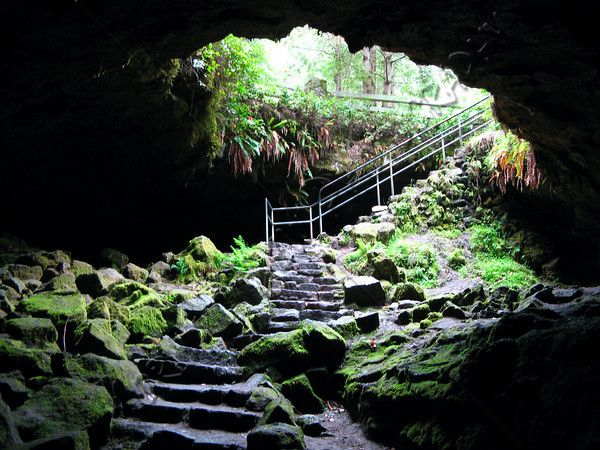 Ape Cave Lava Tube. Mt. St. Helens, Washington. I will never do this 'hike' again but glad to say I did it!