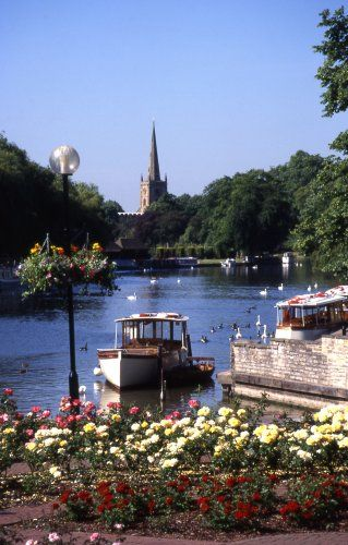 Stratford-upon-Avon, Warwickshire, UK: Shakespeare Births Place, Favorit Place, Stratford Upon Avon England, Nice Place To Visit, Memories, Families, Place To Visit In Britain, First Place, Rivers Avon