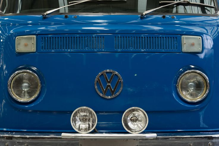 A hey VW! Our Kombi dual cab ute saying hello!