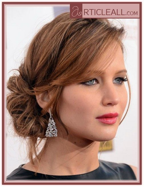 Wedding Hairstyles For Long Hair To The Side Design Idea - Wedding ...