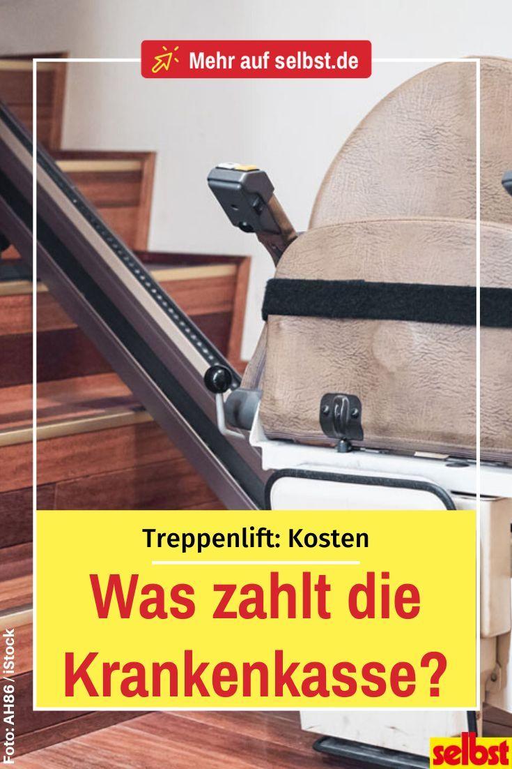 Treppenlift Kosten Und Einbau In 2020 Treppenlift Treppe