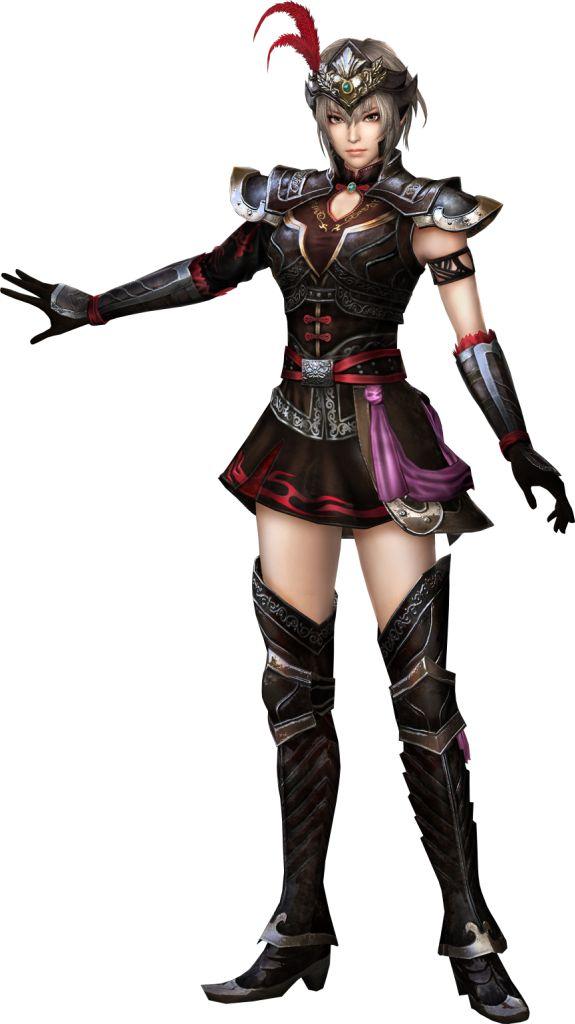 Dynasty Warrior 8 Extreme Legend- Lu Lingqi