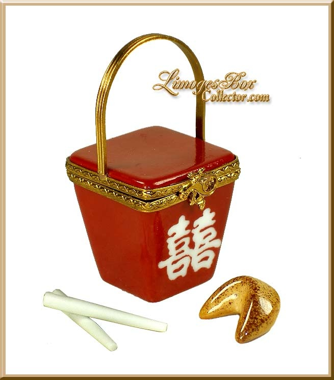 195 best limoges and jewelry boxes images on pinterest for Fortune cookie jewelry box