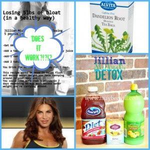 {www.maybeiwill.com} Jillian Michael's Detox Water... An honest and candid review, Spoiler alert it works!