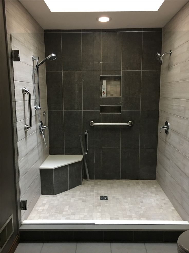 Our Final Shower Renovation After Collecting Ideas 4 5 X6