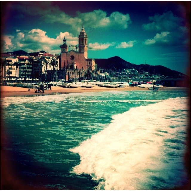 @ Sitges -- what a lovely place!