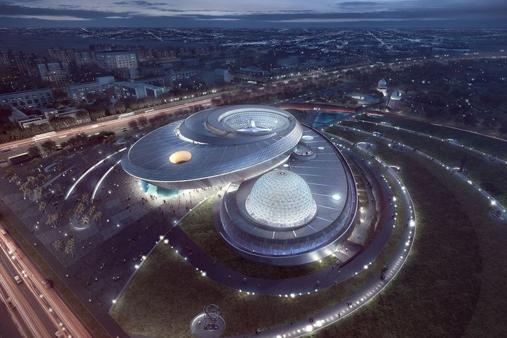 Ennead Architects has broken ground on the Shanghai Planetarium, a new 38,000-square-meter project that will define a new identity for the Shanghai...