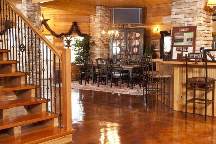 Paul 39 s cabin morton buildings 3706b home plans for Morton building cabin