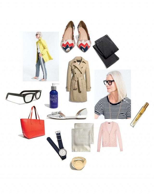What to Wear When You're 50 and Over -  From JCrew