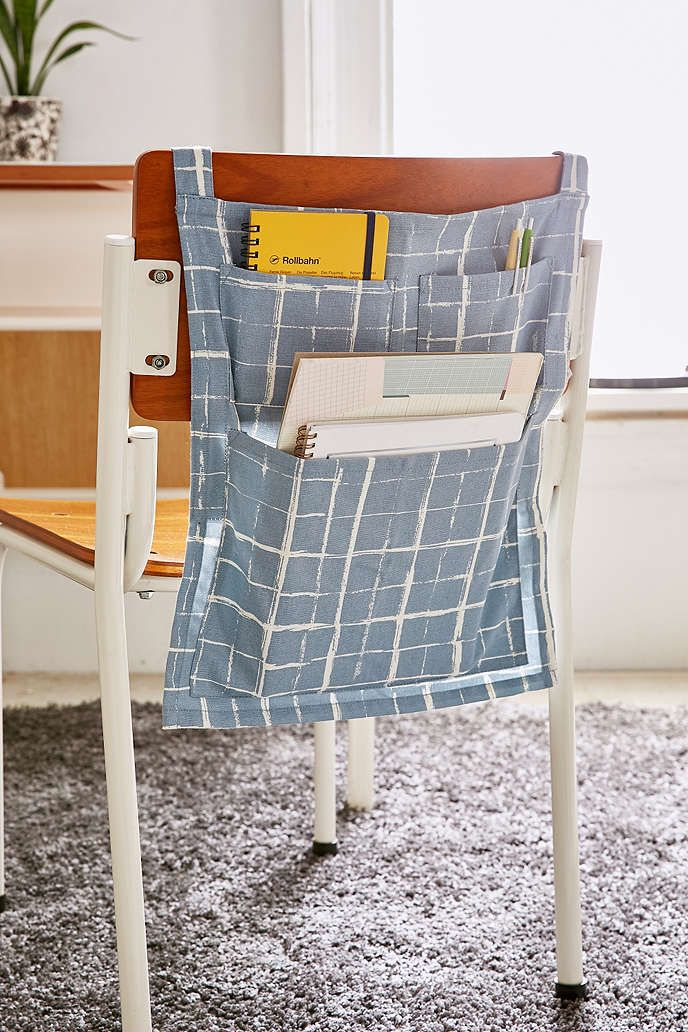 Over-The-Chair Gridlock Storage Pockets - Urban Outfitters