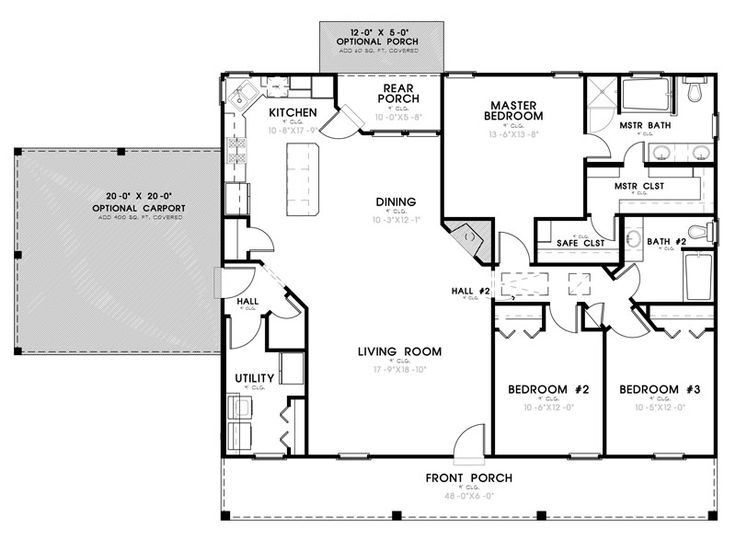 Awesome House Plans Lake Charles La Photos - 3D house designs ...