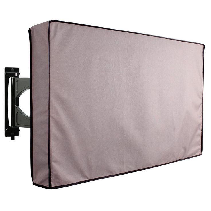 Outdoor Grey TV Cover Weatherproof Protector for new 60'' - 65'' LCD LED Plasma #Khomo