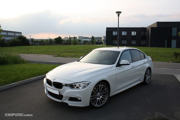 White BMW 320d with Front http://www.piugomme.it/tyresearch/advanced/result/?larghezza_auto%5B%5D=258&sezione_auto%5B%5D=205&cerchio_auto%5B%5D=18&carico_massimo%5B%5D=101&velocita_massima%5B%5D=169&rinforzato=1&m_s=&category=3  and rear http://www.piugomme.it/tyresearch/advanced/result/?larghezza_auto%5B%5D=255&sezione_auto%5B%5D=204&cerchio_auto%5B%5D=18&carico_massimo%5B%5D=98&velocita_massima%5B%5D=169&rinforzato=1&m_s=&category=3