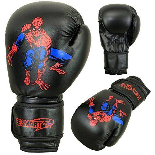 BeSmart Kids Boxing Gloves Junior Mitts 4oz, 6oz Punch Bag Children MMA Youth WH (Black, 4 Oz) BeSmart http://www.amazon.co.uk/dp/B01BA23O1S/ref=cm_sw_r_pi_dp_t9uRwb0V0ZCCE