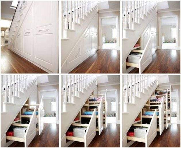 10 best for stair storage images on pinterest stair