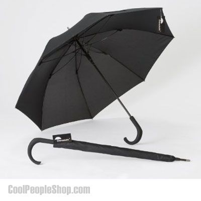 $119.00 Umbrella Self Defense | Cool People Shop The Umbrella Self Defense works just as well as a very sturdy walking stick or cane but does not make you look funny or feel awkward.  Our Unbreakable Self Defence Umbrella has no unusual parts, no more metal than an average umbrella, it does not arouse suspicion, can be carried legally everywhere where any weapons are prohibited