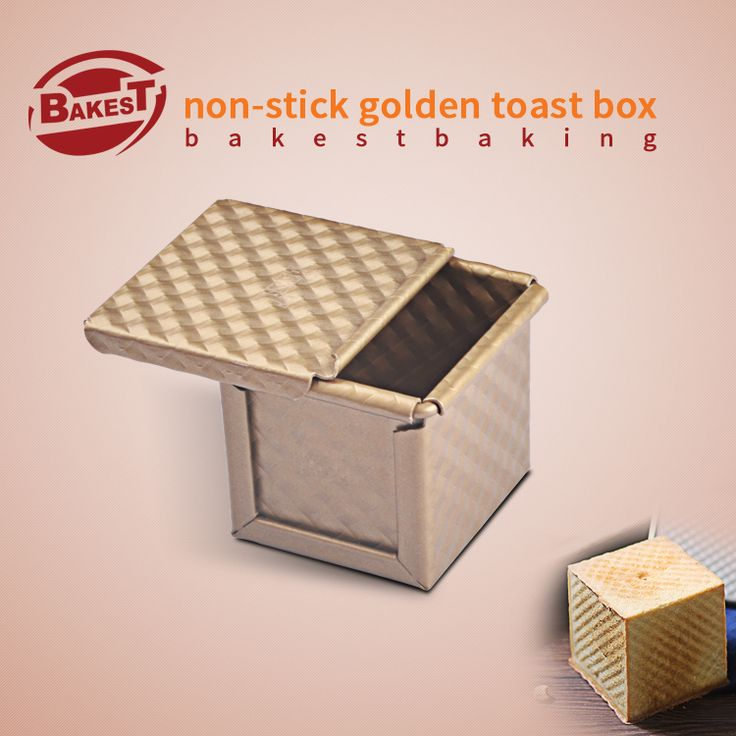 Cheap bread loaf, Buy Quality non stick cake mold directly from China bread mold Suppliers: BAKEST Aluminum Alloy Square Shape Golden Toast Bread Loaf Box Non Stick Cake Baking Pan Mold