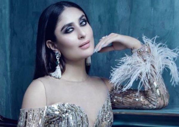 Kareena Kapoor Khan on Harpers Bazaar Bride Cover - Top e Buzz