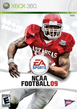 NCAA Football Video Game: Football 2009, Xbox Games, Football Videos, Videos Games, Ncaa Football, Football Games, Colleges Football, Games Art, Football 09
